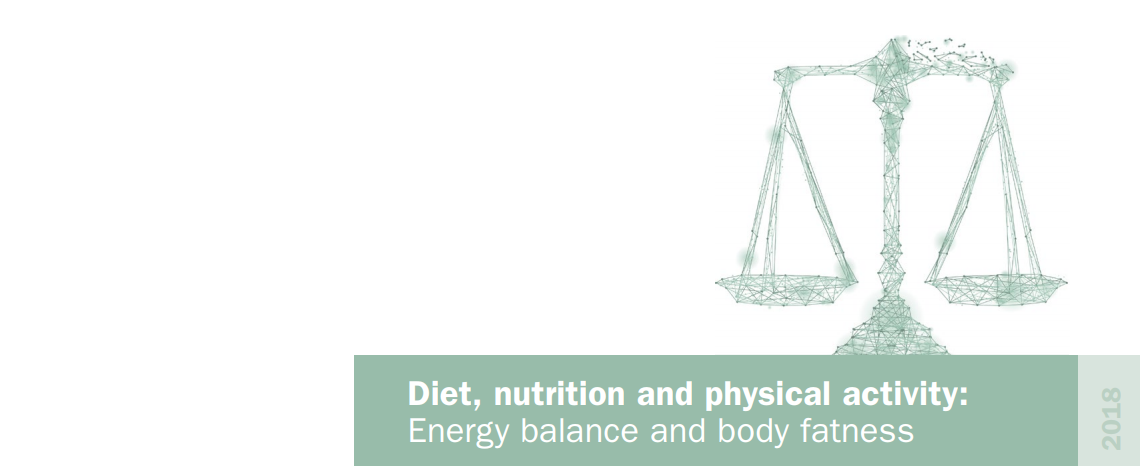 Energy Balance and Body Fatness