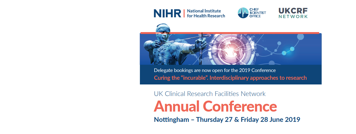UKCRF Conference 27-28th June 2019